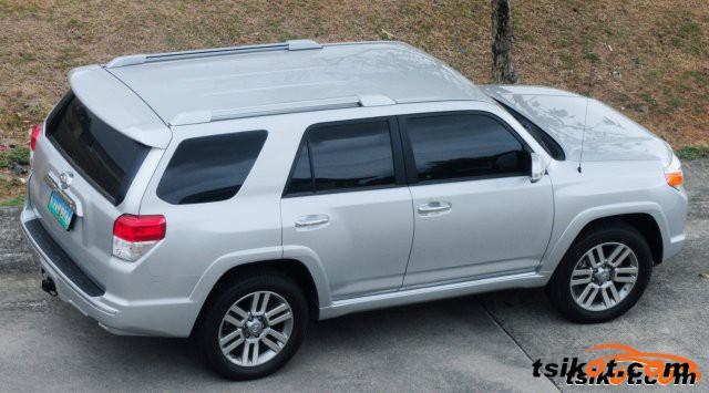 Toyota 4Runner 2010 - 1