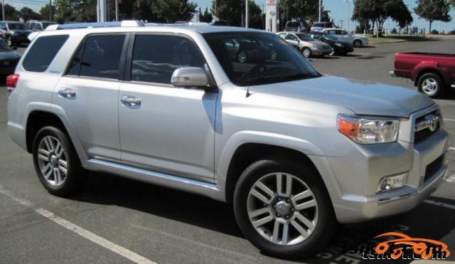 Toyota 4Runner 2010 - 2