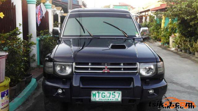 Mitsubishi Pajero 2002 - 3