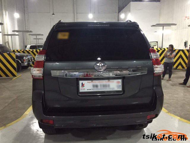 Toyota Land Cruiser 2015 - 2