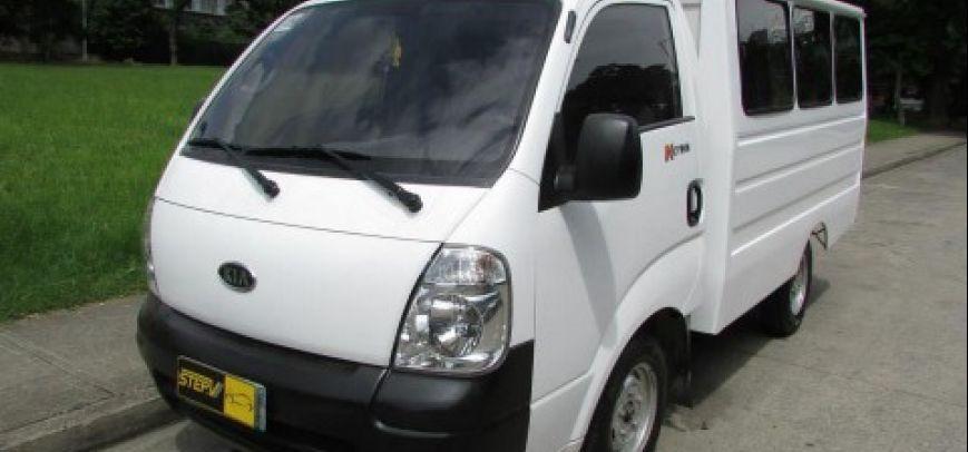 Kia K2700 2009 - 1