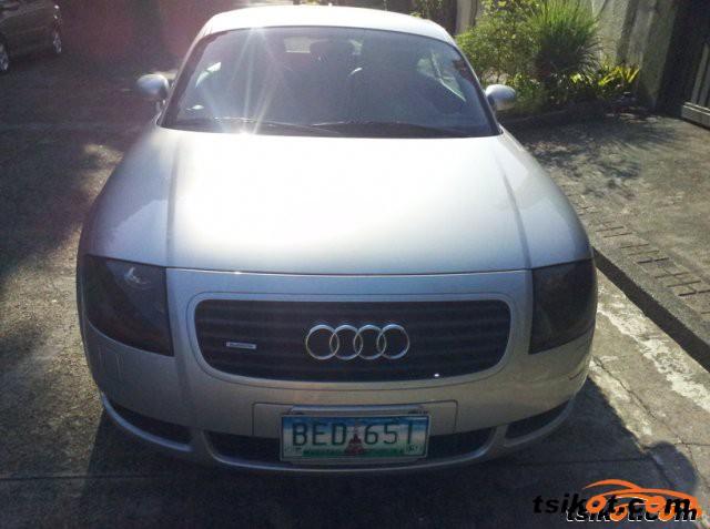 Audi Tt 2003 - 1
