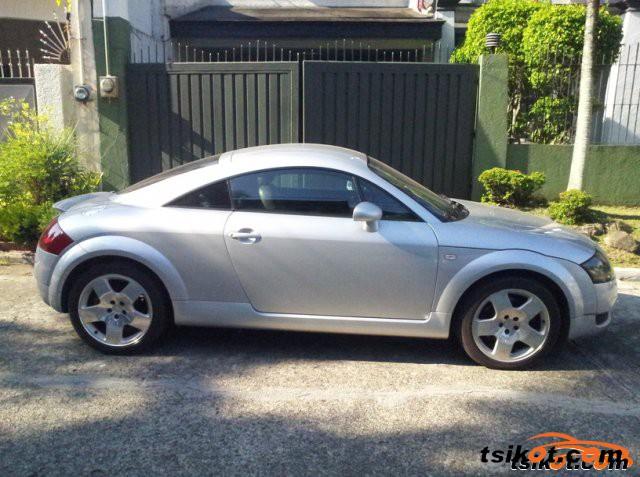 Audi Tt 2003 - 5