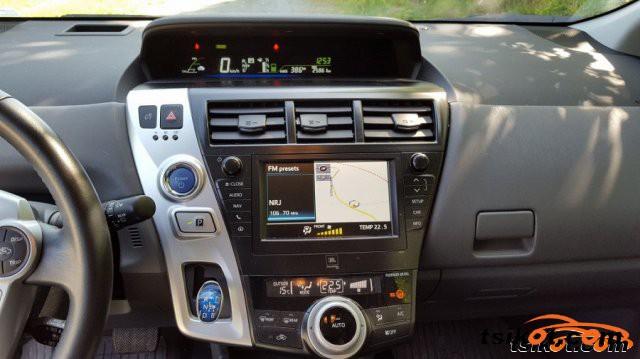 Toyota Prius 2013 - 2