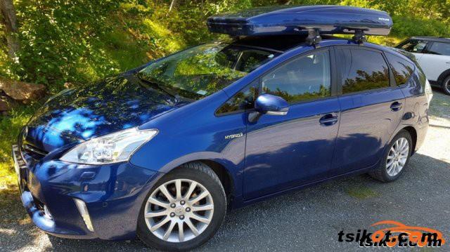 Toyota Prius 2013 - 5