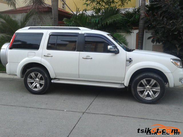 Ford Everest 2011 - 2