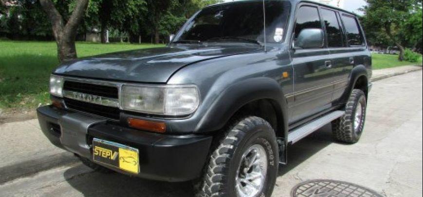 Toyota Land Cruiser 1995 - 1