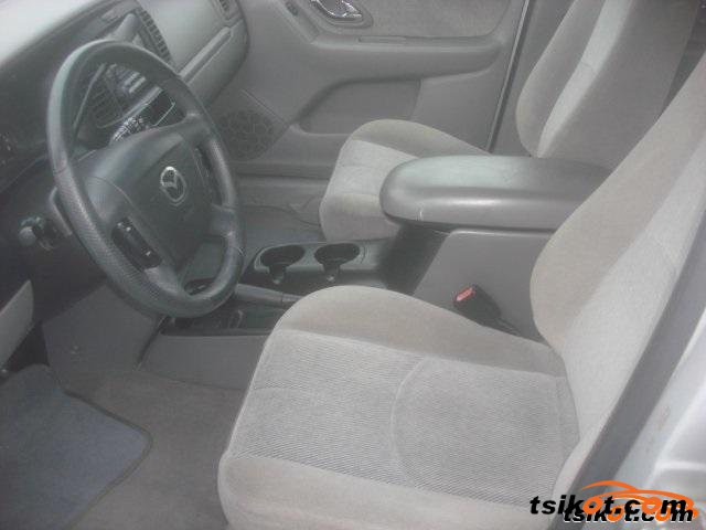 Mazda Tribute 2001 - 2