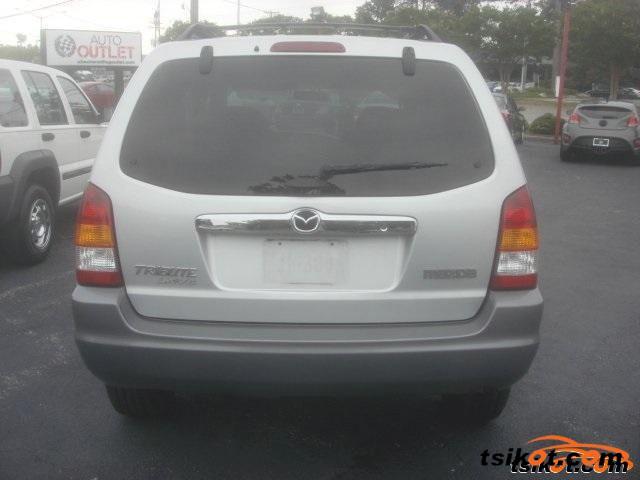 Mazda Tribute 2001 - 6