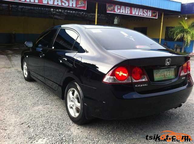 Honda Civic 2007 - 2