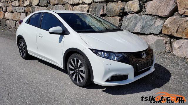 Honda Civic 2014 - 3