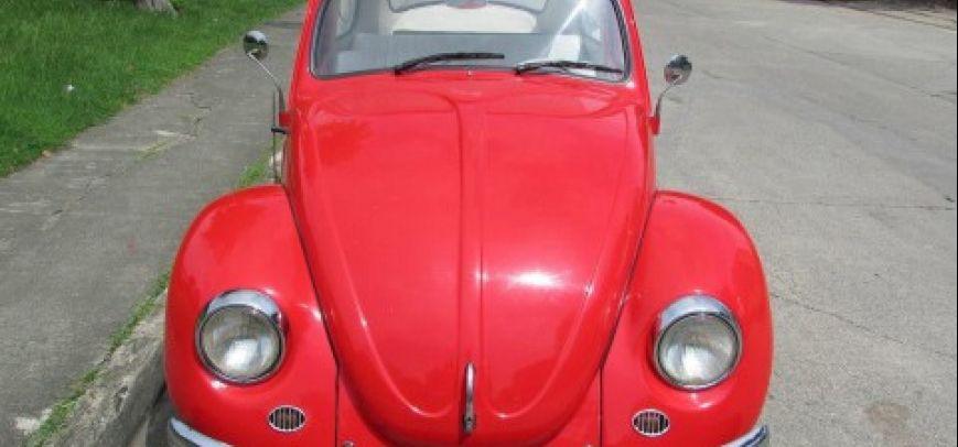Volkswagen Beetle 1974 - 1