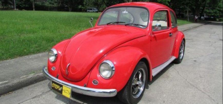 Volkswagen Beetle 1974 - 2
