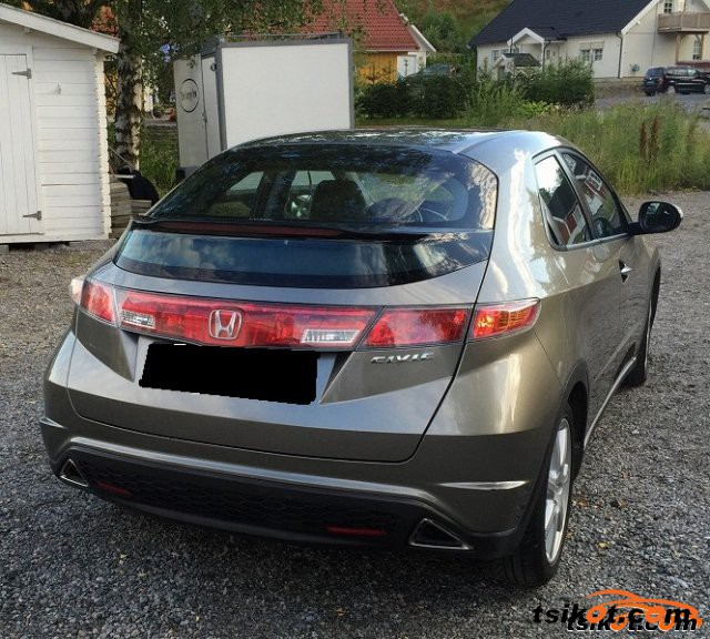 Honda Civic 2008 - 6