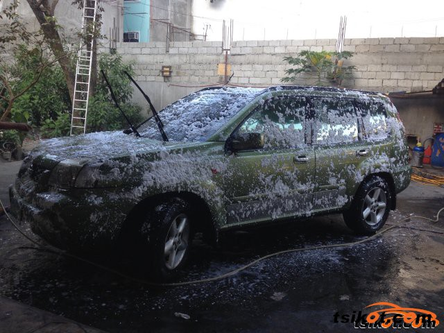 Nissan X-Trail 2004 - 4