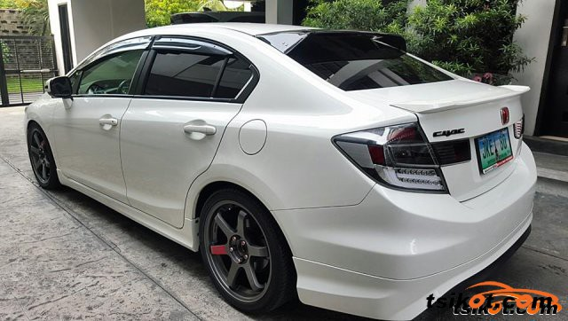 Honda Civic 2012 Car For Sale Bicol