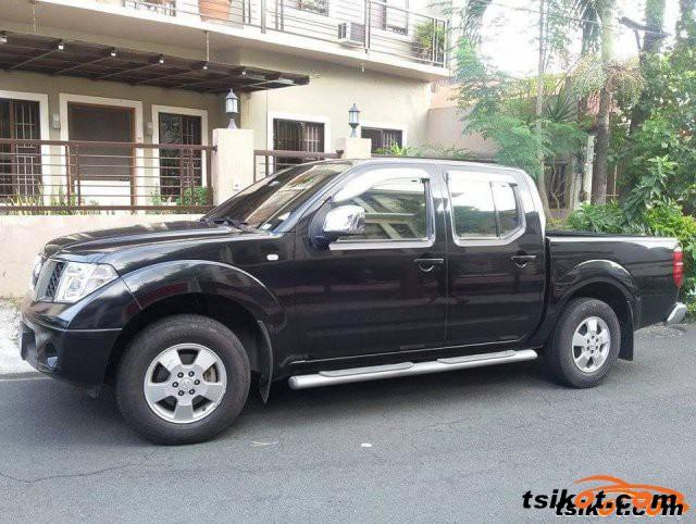 Nissan Navara 2008 - 5