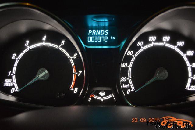 Ford Fiesta 2014 - 2