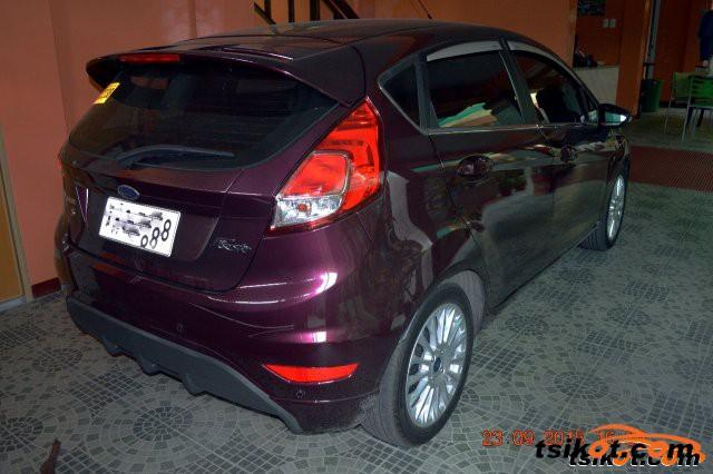 Ford Fiesta 2014 - 5