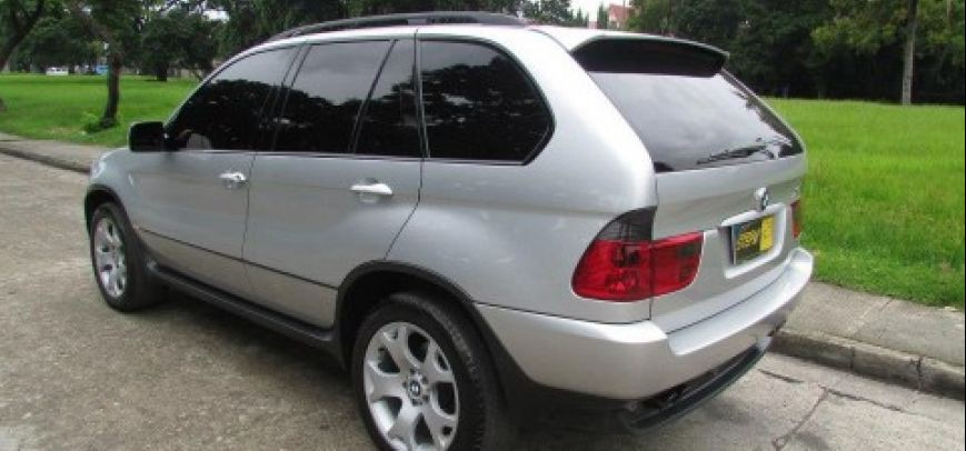 Bmw X5 2001 - 2