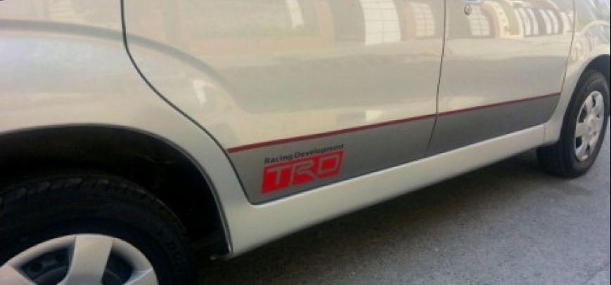 Toyota Avanza 2008 - 4