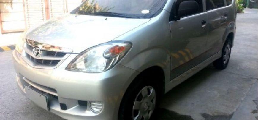 Toyota Avanza 2008 - 8
