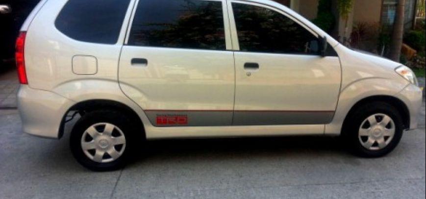 Toyota Avanza 2008 - 9