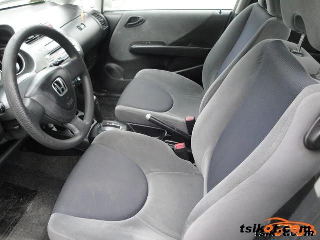 Honda Fit 2001 - 3