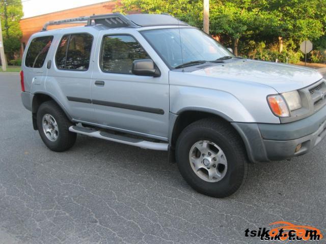 Nissan Xterra 2001 - 1
