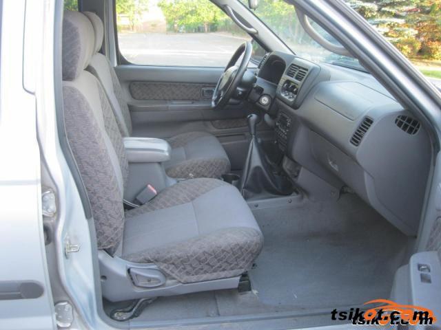 Nissan Xterra 2001 - 2