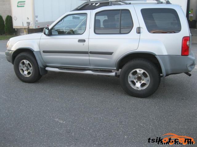 Nissan Xterra 2001 - 5