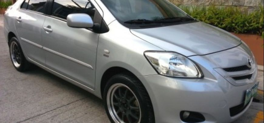 Toyota Vios 2010 - 8