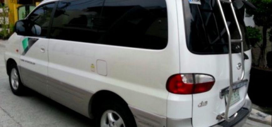 Hyundai Starex 2004 - 4