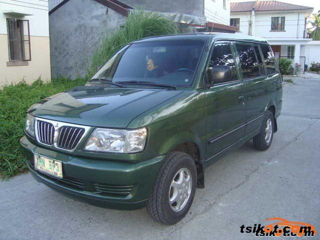 Mitsubishi Adventure 2003 - 2