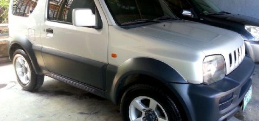 Suzuki Jimny 2008 - 2