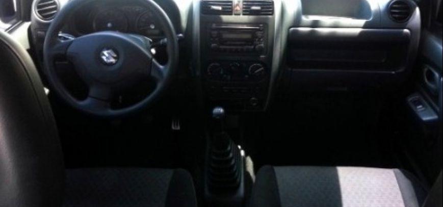 Suzuki Jimny 2008 - 4