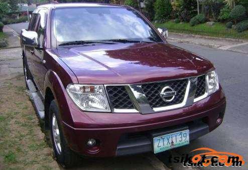 Nissan Navara 2009 - 2