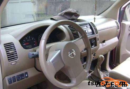 Nissan Navara 2009 - 3