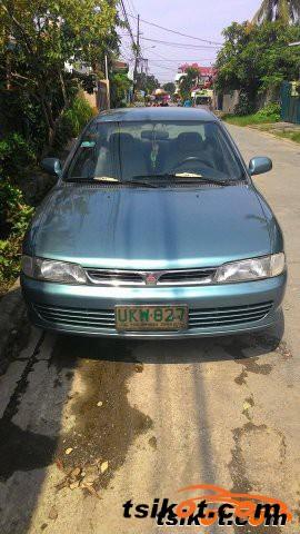 Mitsubishi Lancer 1996 - 5