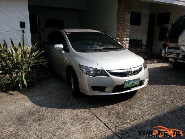 Honda Civic 2010 - 5