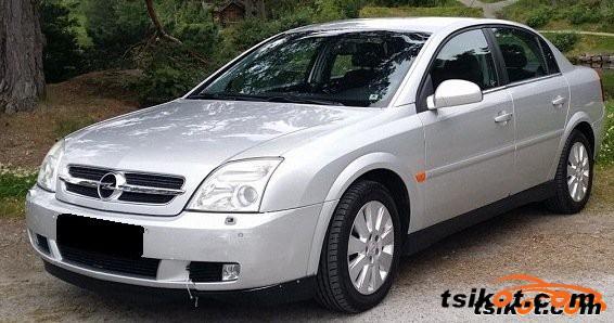 Holden Vectra 2002 - 1