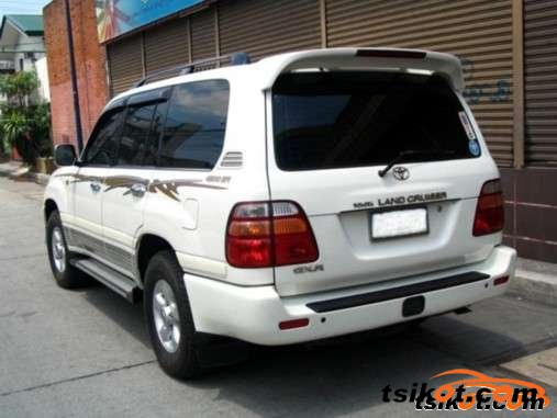 Toyota Land Cruiser 2012 - 1