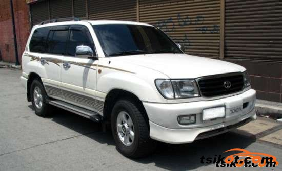 Toyota Land Cruiser 2012 - 2