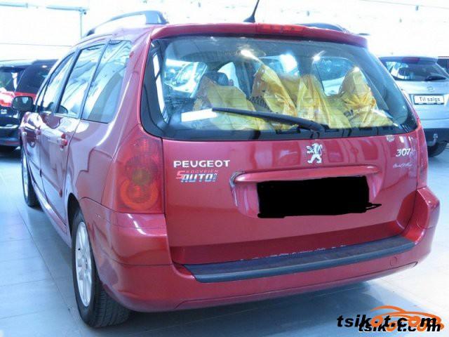 Peugeot 307 2002 - 3