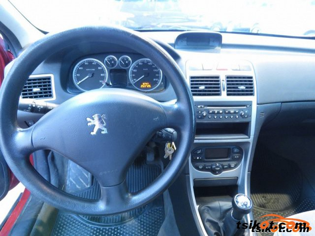 Peugeot 307 2002 - 4