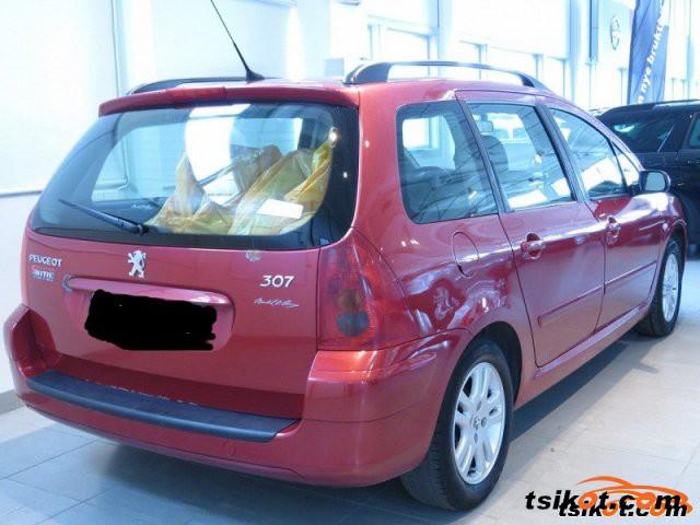 Peugeot 307 2002 - 6