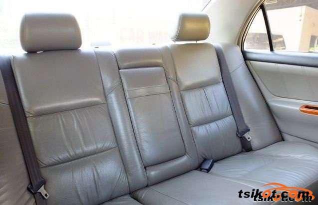 Toyota Altezza 2003 - 1