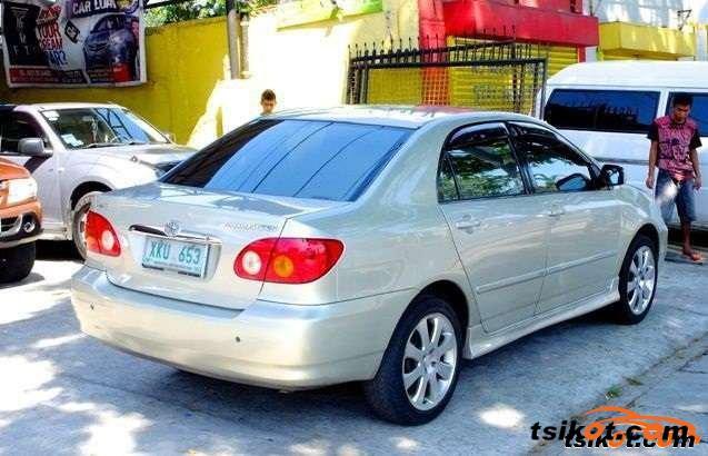 Toyota Altezza 2003 - 2