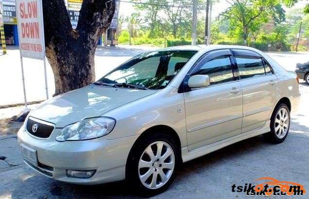 Toyota Altezza 2003 - 3