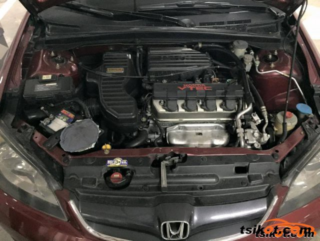 Honda Civic 2004 - 5